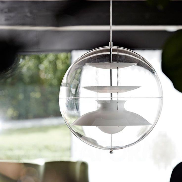 Verpan Panto Suspension Light