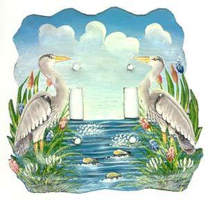 Tropical Metal Wall Art 41 best flamingo - egret - heron - pelican tropical birds - wall