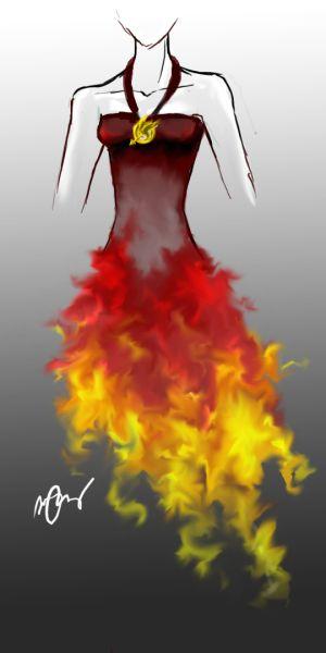 "Katniss - ""The Girl on Fire"""