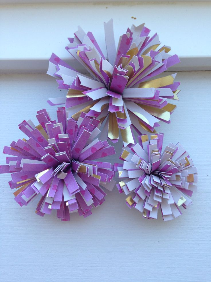 The 169 best my craft projects images on pinterest craft projects look at these darling paper flowers easy diy embellishments for cards mini albums mightylinksfo