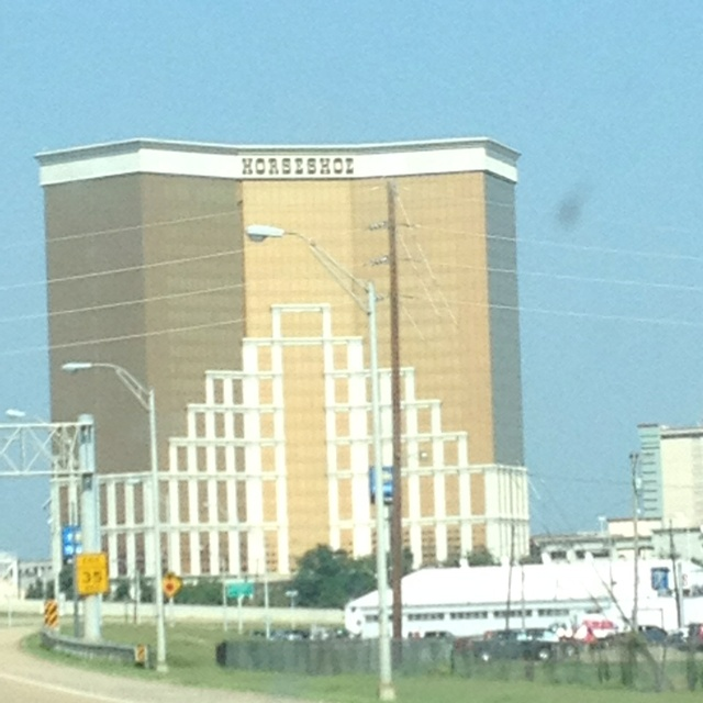 Horseshoe Hotel and Casino...Bossier City, La.