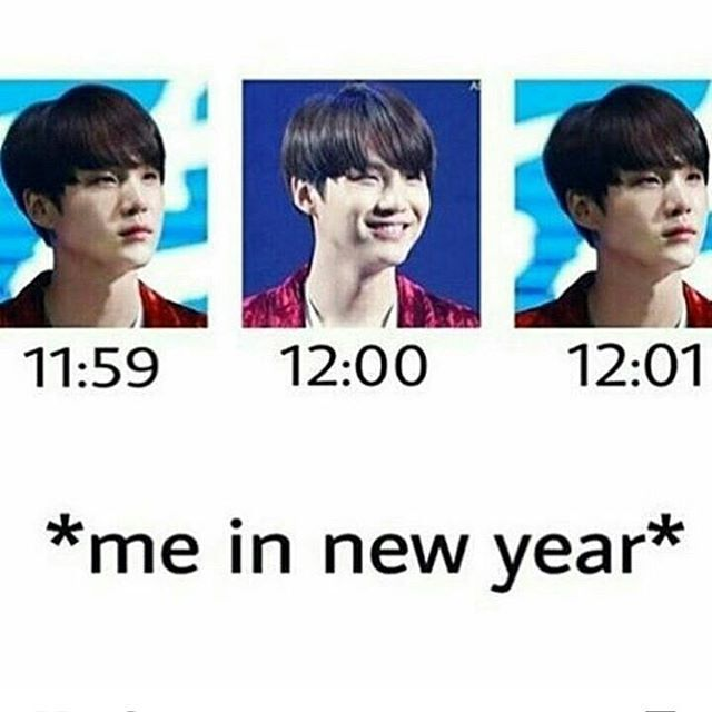Accurate representation of me this new year