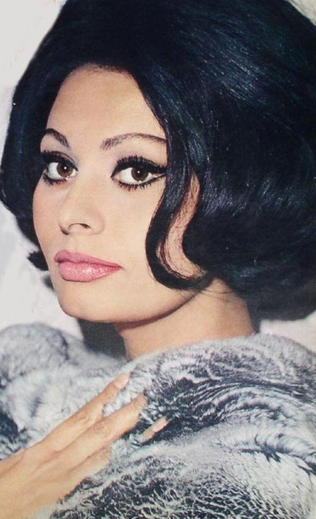 Sophia Loren 1960's