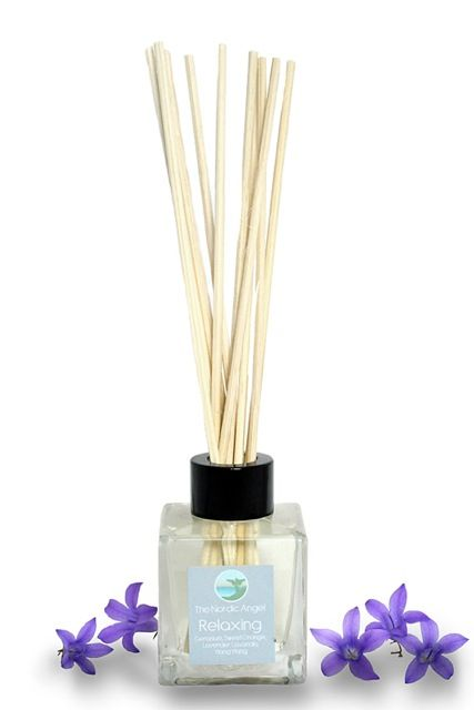 Natural oil based room diffusers £15