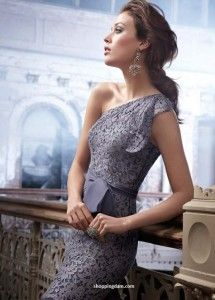 Lace Bridesmaid Dress by Noir by Lazaro