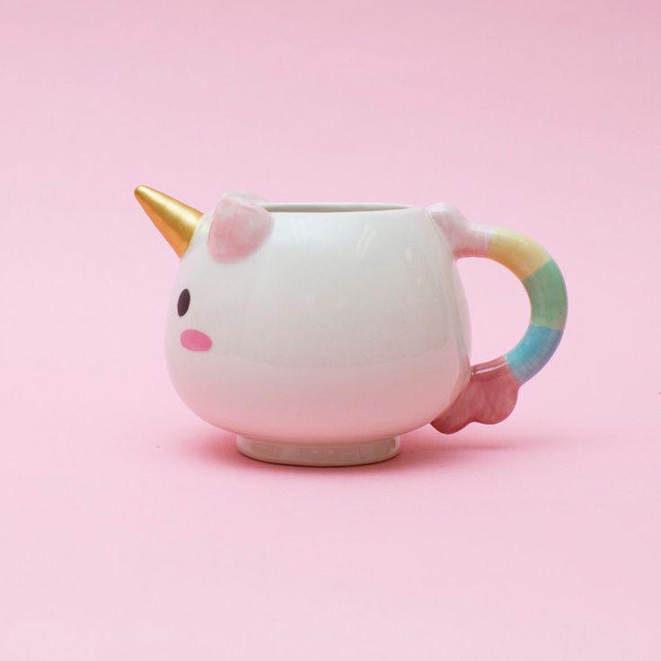 Elodie Unicorn Mug - PRE-ORDER - Smoko