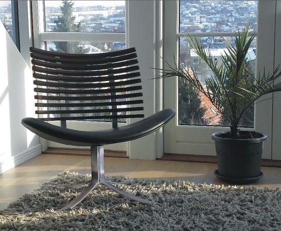 NAVER COLLECTION | GM4175 GEPARD Lounge Chair | Design: Henrik Lehm