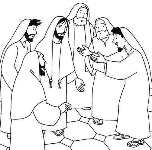 ges_guarisce_i_malati_3jpg 503496 jesus drawingsjesus heals journalingbible