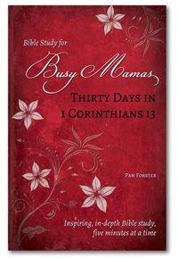 Doorposts - Homeschool Freebie - Thirty Days in 1 Corinthians 13 Bible Study http://www.doorposts.com/hsf.aspx