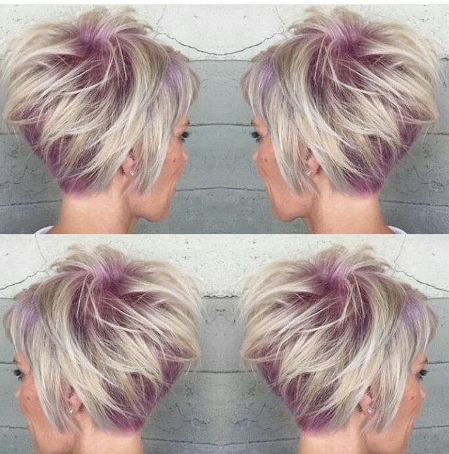 l like the style and silver. But would leave out the purple.