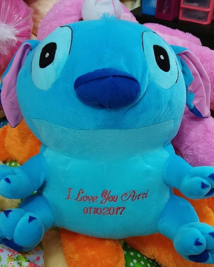 Katakan Cinta Dengan Boneka Yuk Kak Koleksi Segera Boneka Stitch Nya Ada Ukuran Ada B Ada Boneka Bonekastitching Cinta Dengan Kak K Blog Ayi