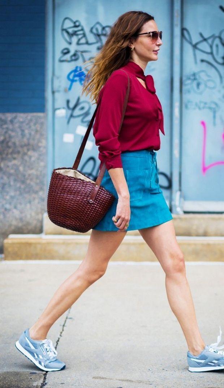 5 τρόποι να φοράς αθλητικά παπούτσια το καλοκαίρι και να είσαι στιλάτη - Μόδα   Ladylike.gr