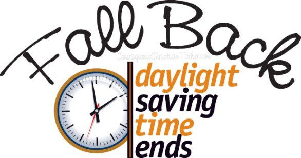 Fall Back: Day Light Saving Time Ends #FallBack #DayLightSavingTimeEnds #DayLightSavingTime