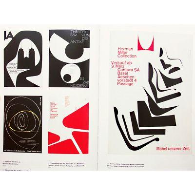 アーミン・ホフマン(1920年生まれ)は、スイスのグラフィック・デザイナー、タイポグラファー。1950年代に、清潔感・可読性・客観性を追求したグラフィックデザインの様式である「国際タイポグラフィー様式(スイス・スタイル)」を提唱。 教育者としても知られ、イェール大学などで教えています。 グラフィックデザインの分野で教科書として人気を集めた「Graphic Design Manual」を出版。 本書はホフマンの主要なポスター作品を特集したもの。無駄のない色とフォント使いを強調したデザインの数々を見ることができます。  出版社:  Lars Muller Publishers タイプ:  ペーパーバック 言語:   ドイツ語、英語 ページ数: 80ページ サイズ:  24 x 16.5cm 状態:   新刊