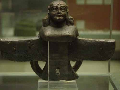 Sumerian Art & Architecture - Crystalinks. From the British Museum