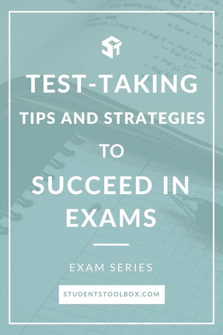 Ever wondered how you can perform well in an exam? This guide has a bunch of helpful test taking tips and strategies to help you succeed in your exams and get good grades!! Read more on Students Toolbox!