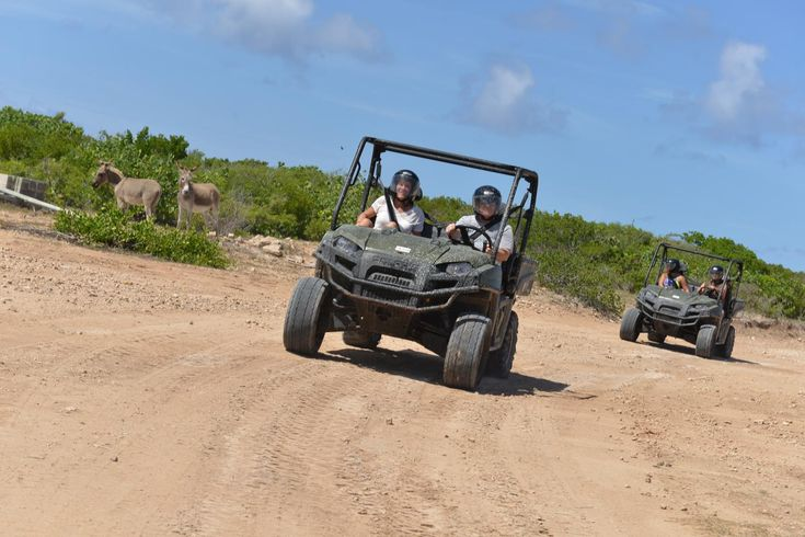 Grand Turk Feel the thrill of driving a dune buggy around the island - Grand Turk style.
