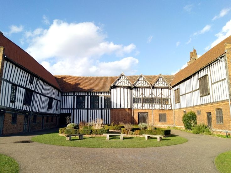 Gainsborough Old Hall Lincolnshire