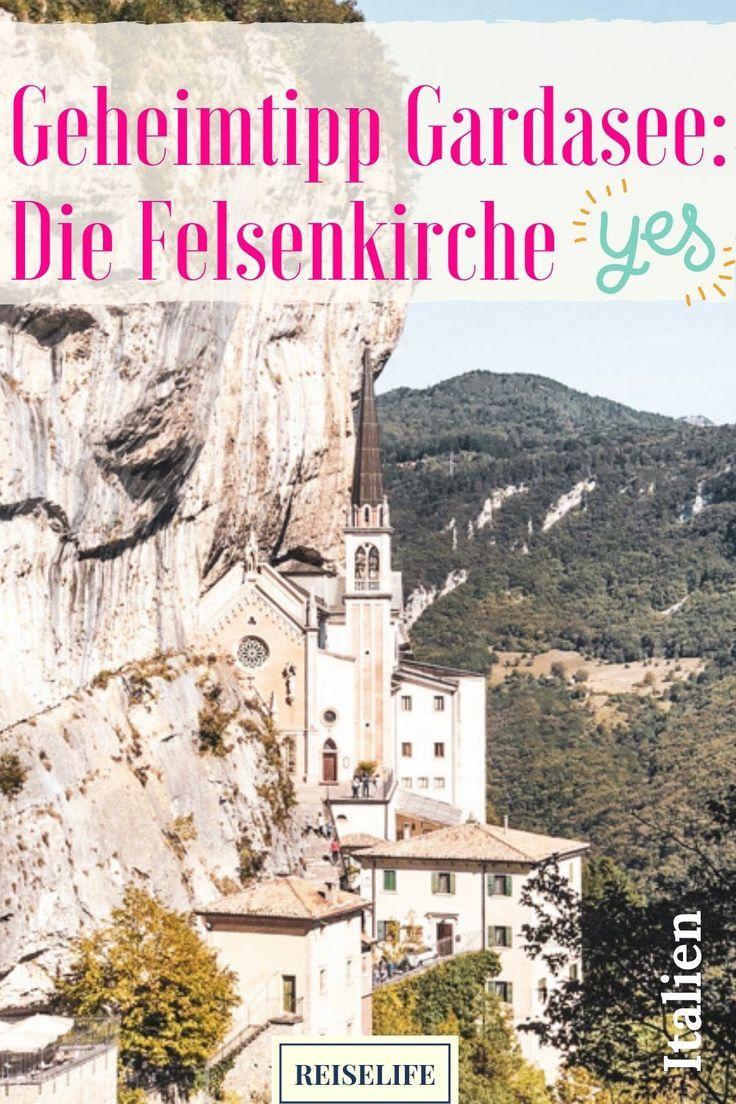 Gardasee Madonna della Corona – Geheimtipp Felsenkirche!