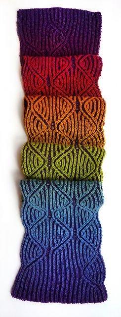 Ravelry: Rainbow's End pattern by Nancy Marchant