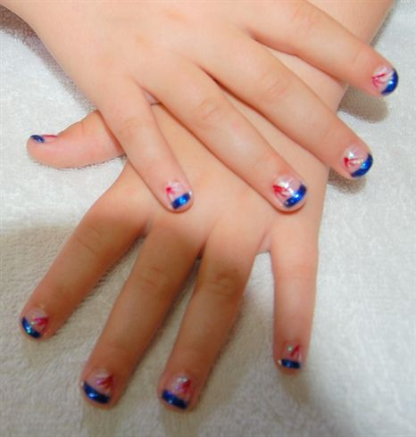 nail art gallery 4th of july
