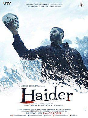 Haider Hindi Movie Online - Shahid Kapoor, Shraddha Kapoor, Tabu, Kay Kay Menon, Ashish Vidyarthi, Kulbhushan Kharbanda and Lalit Parimoo. Directed by Vishal Bhardwaj. Music by Vishal Bhardwaj. 2014 [UA] ENGLISH SUBTITLE