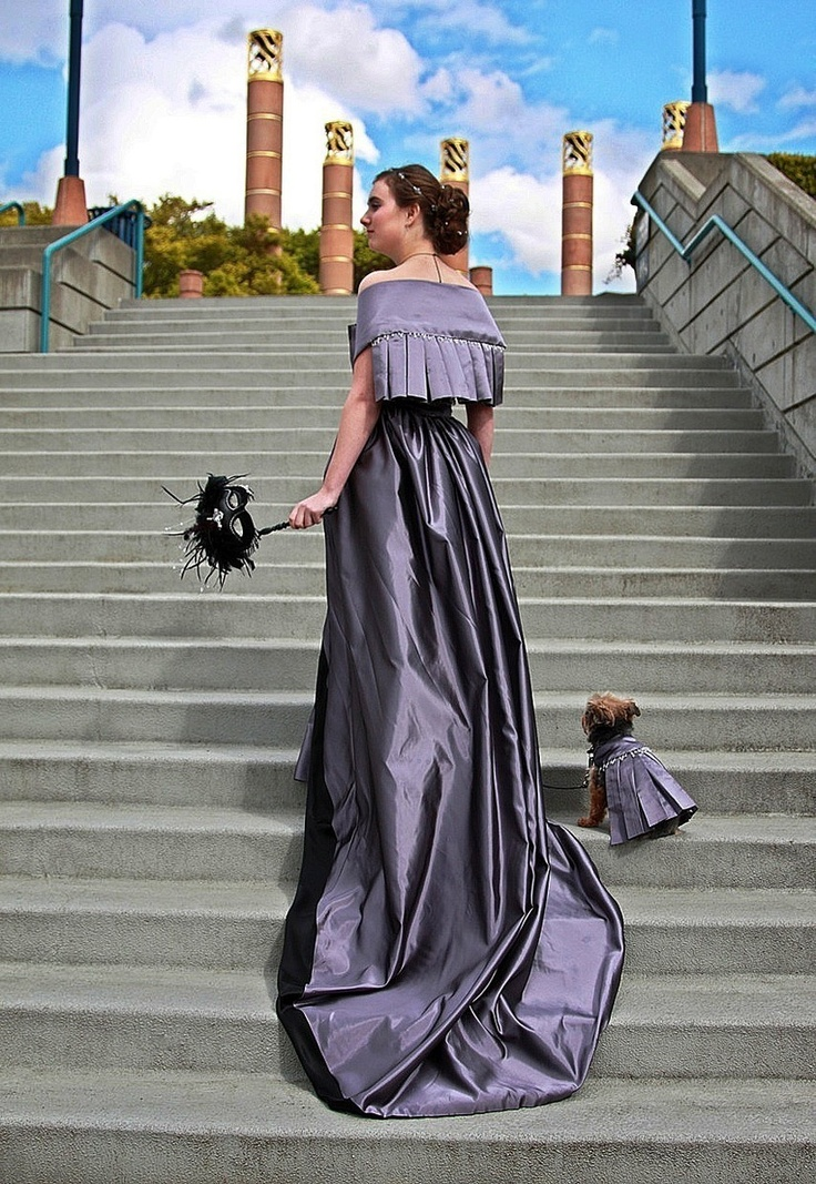Evening Dress for Dogs