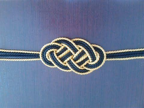M cinturon de cordon de seda - YouTube