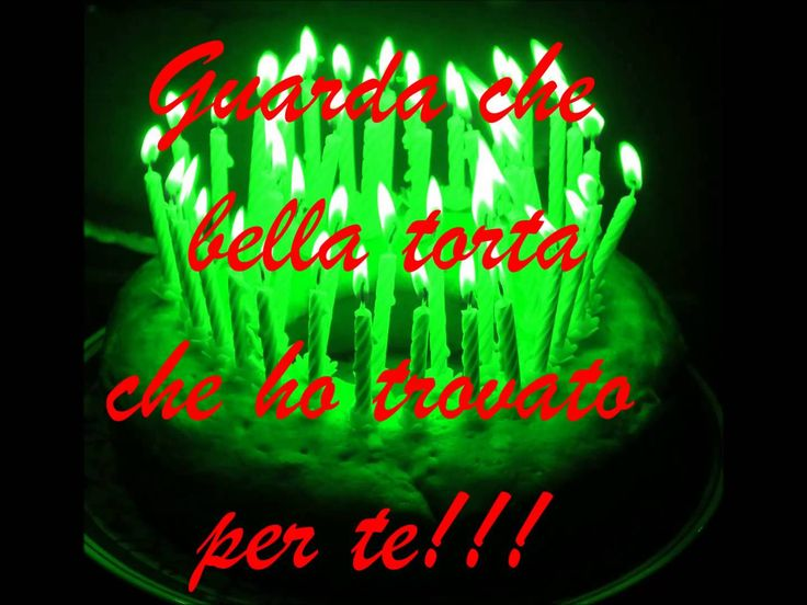 abbastanza 86 best Buon compleanno images on Pinterest | Happy b day, Happy  BZ38