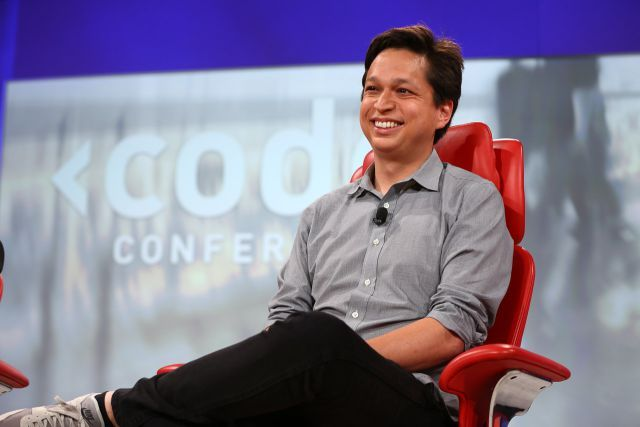 Pinterest CEO Ben Silbermann Talks Money and Maturity at Code Conference (Full Video)