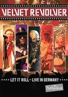 Velvet Revolver - akordy, texty, spevník, videá, články, fotky, linky, albumy, koncerty, obchod, odkazovač