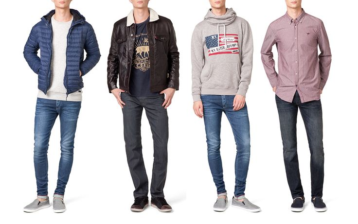 #new #newcollection #newarrivals #fw15 #fallwinter15 #pepejeans #jacket #leather #black #levis #men #mencollection