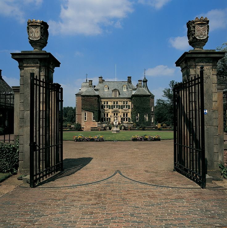 Goor Kasteel (Photo: Holland.com) #Netherlands #Holland #travel #castles