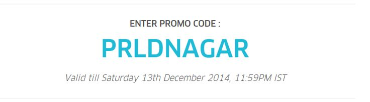 UBER Promo Code for Ahmedabad 50% off for next 5 rides till 13th Dec 2014 | Uber Promo Code India | Uber India promo code