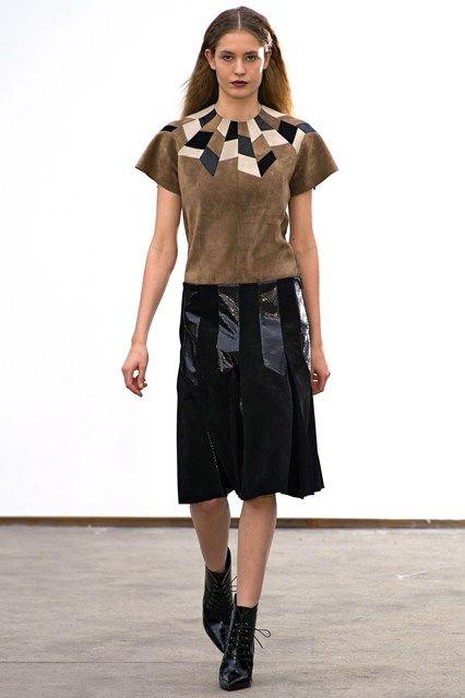 Derek Lam - www.vogue.co.uk/fashion/autumn-winter-2013/ready-to-wear/derek-lam/full-length-photos/gallery/922368