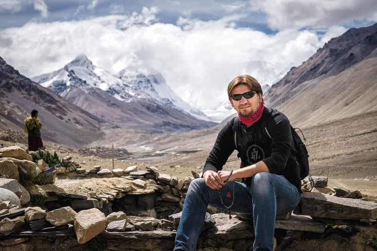 Эверест, я тебя видел! #эверест #гималаи #тибет #vladimirzhoga #путешествия #travel