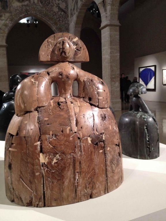 MANOLO VALDES - Wood lovers