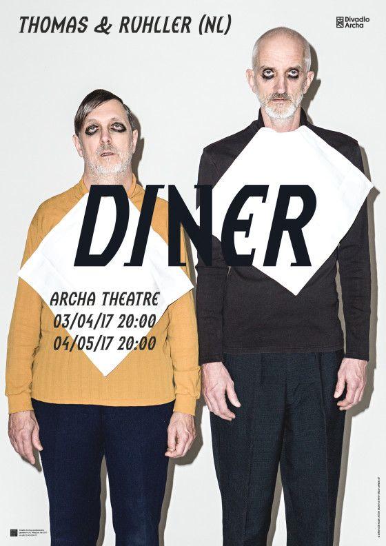 Diner v Arše   Studio Najbrt