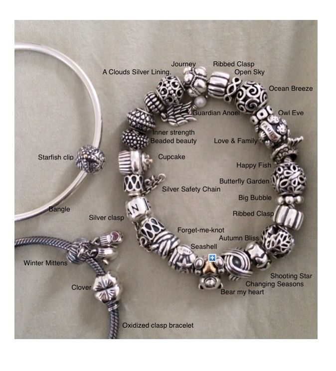 1299 best pandora bracelets and charms images on pinterest