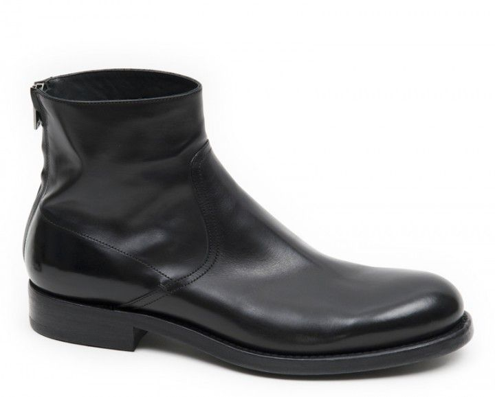 PANTANETTI Herren-Stiefeletten 7400A FLORENCE NERO - schwarz