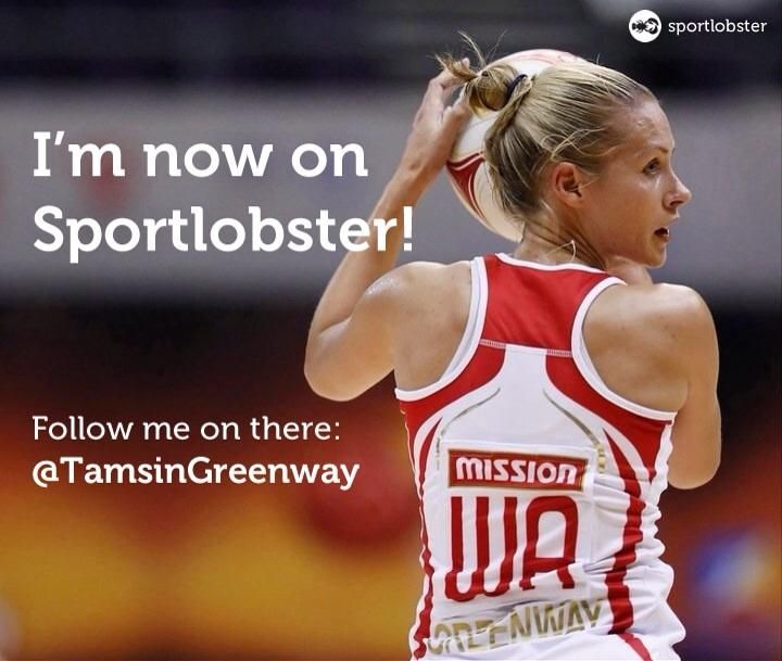 Loving @sportlobster netball fanzone! Check it out ballers... pic.twitter.com/u3S2i4kpQJ