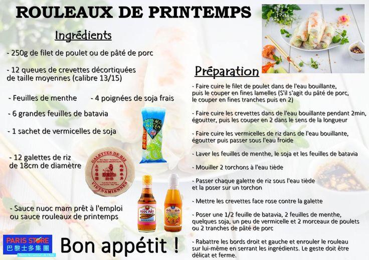 Paris Store – Toutes les saveurs de l'Asie