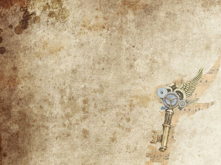 Simple Steampunk Key Wallpaper by ~Milkitaa on deviantART ...