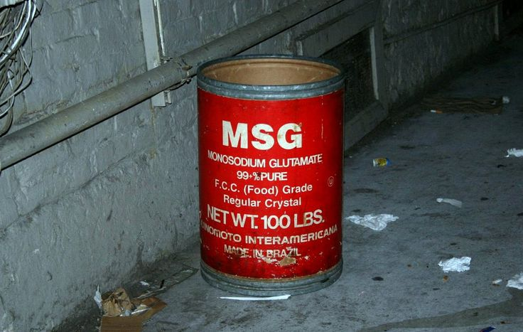 No More Chinese Food: Monosodium Glutamate (MSG) 'Critical Factor' in Obesity