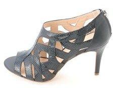 Calvin Klein Women's Kiani Cage Heeled Sandals.