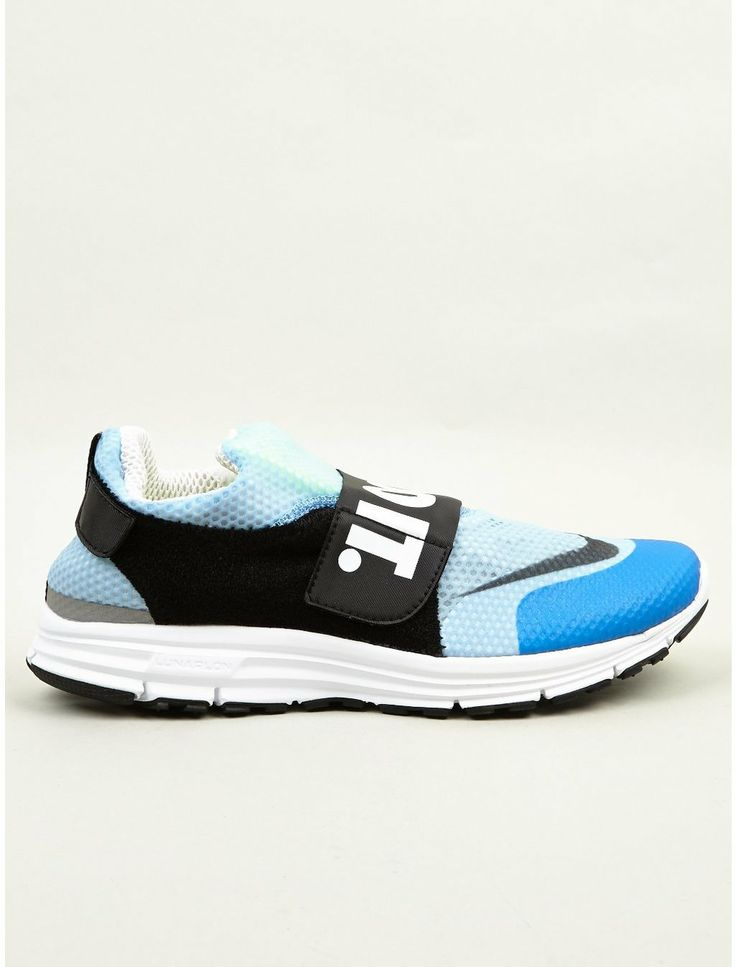 Nike - Blue Mens Lunar Fly306 Qs Sneakers
