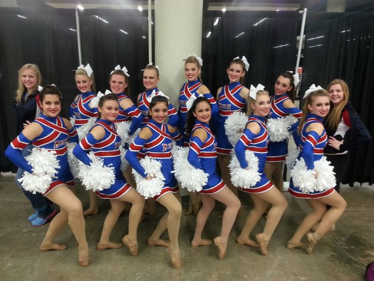 Middle school dance team uniforms for College dance team shirts