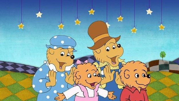 When you got to see The Berenstain Bears come alive. | 22 Things All PBS Kids Will Never Forget