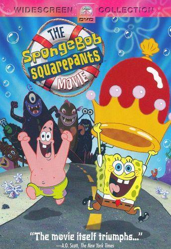 The SpongeBob SquarePants Movie [WS] [DVD] [2004]