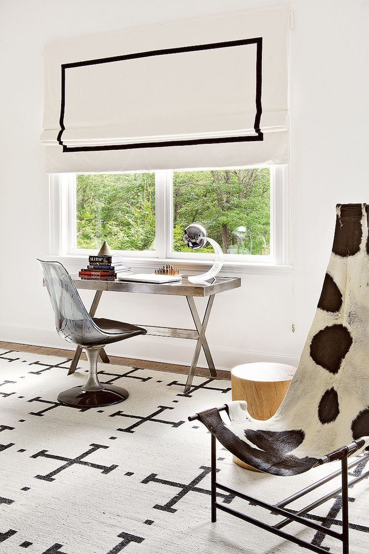 Viyet Style Inspiration | Home Office | Mid-Century Modern influence | julie hillman design - photo manolo yllera
